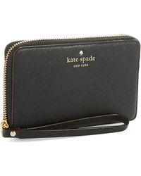 Kate Spade Cedar Street Laurie Wallet - Lyst