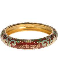 Roberto Cavalli Bracelet - Lyst