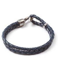 Lulu Frost G. Frost Double Harpoon Bracelet Bl blue - Lyst