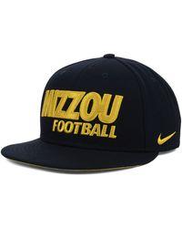 Nike Missouri Tigers Snapback Cap - Lyst