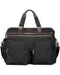 Tumi Alpha Bravo Collection Hanscom Duffel Bag - Lyst