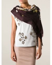 By Malene Birger Morgana Scarf - Lyst
