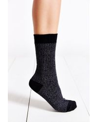 Urban Outfitters Marled Cozy Boot Sock - Lyst