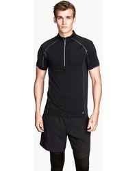 H&M Running Tshirt - Lyst