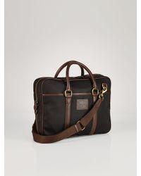 Polo Ralph Lauren Nylon Commuter Bag - Lyst
