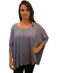 Feel The Piece Box Top - Lyst