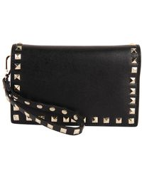 Inzi | Studded Clutch | Lyst