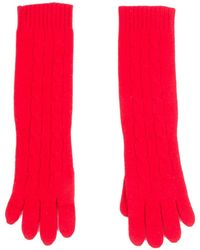 Ralph Lauren Blue Label Gloves - Lyst