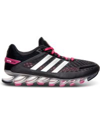 Adidas Womens Springblade Razor Running Sneakers From Finish Line - Lyst