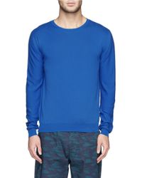 Mauro Grifoni Cotton Sweater - Lyst