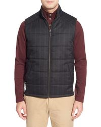 Tommy Bahama - 'the Vest Of Both Worlds' Reversible Vest - Lyst