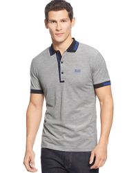 Hugo Boss Boss Green Paule 4 Polo - Lyst