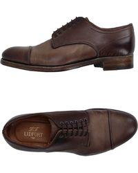 Lidfort - Lace-up Shoes - Lyst