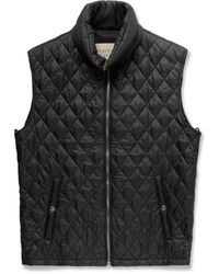 Burberry Brit Wool and Cashmereblend Singlebreasted Overcoat - Lyst