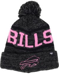 best sneakers f637d fa46c ... clearance 47 brand womens buffalo bills northmont pom knit hat lyst  cebef 6bb70 where to buy ...