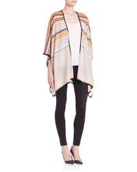 Missoni | Wool-blend Wrap | Lyst