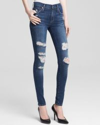 James Jeans - Twiggy Legging In Cabana - Lyst