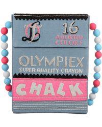 Olympia Le-Tan Bag multicolor - Lyst