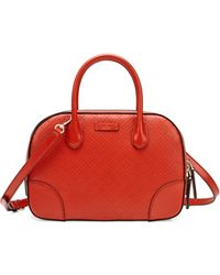 Gucci Bright Diamante Small Leather Bag - Lyst