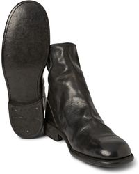 Guidi Leather Chelsea Boots - Lyst