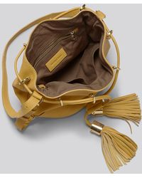 See By Chloé Shoulder Bag - Vicki Small Leather Bucket - Lyst