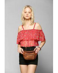 Urban Renewal - Vintage Leather Belt Bag - Lyst