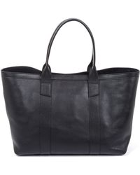 Scp Leather Tote Bag - Lyst