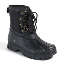 Polo Ralph Lauren Crestwick Hiking Boots - Lyst