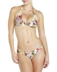 Jean Paul Gaultier - Printed Bikini - Lyst