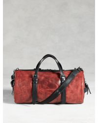 John Varvatos - Brooklyn Gym Duffle - Lyst