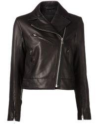 Rag & Bone Victorian Biker Jacket - Lyst