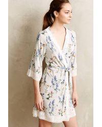 Eloise - Perennial Garden Robe - Lyst