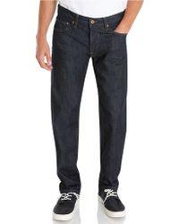 Lucky Brand 221 Original Straight Leg Jeans - Lyst