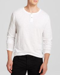Theory Gaskell Nebulous Henley - Lyst