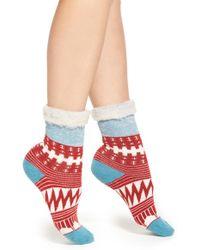 Free People | Slipper Socks | Lyst