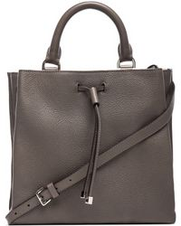 Mulberry Gray Small Kensington - Lyst