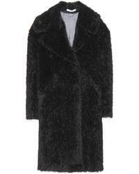Schumacher Radical Chic Alpaca and Woolblend Coat - Lyst