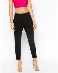 ASOS | Pants With High Waist | Lyst