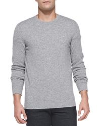 Theory Cashmere Dermont Sweater - Lyst