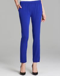 Joe's Jeans Pants Vivian Silk - Lyst