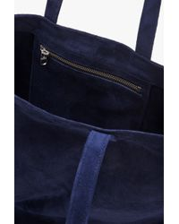 7 For All Mankind - Baggu Basic Leather Tote - Lyst
