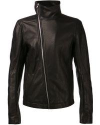 Rick Owens Black Baueaus Jacket - Lyst
