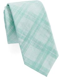 Original Penguin Plaid Tie - Lyst
