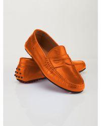 Polo Ralph Lauren Landan Driving Loafer - Lyst