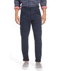 Grayers - 'james' Slim Fit Cargo Pants - Lyst