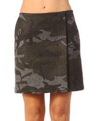 Sinequanone Mini Skirt - J000640 - Lyst