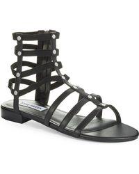 Steve Madden Athen Gladiator Sandals - Lyst