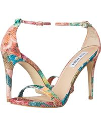 Steve Madden Floral Stecy - Lyst