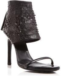 McQ by Alexander McQueen Sandals - Cleo High Heel - Lyst