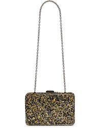 Sondra Roberts Rhinestone-Encrusted Evening Clutch Bag - Lyst